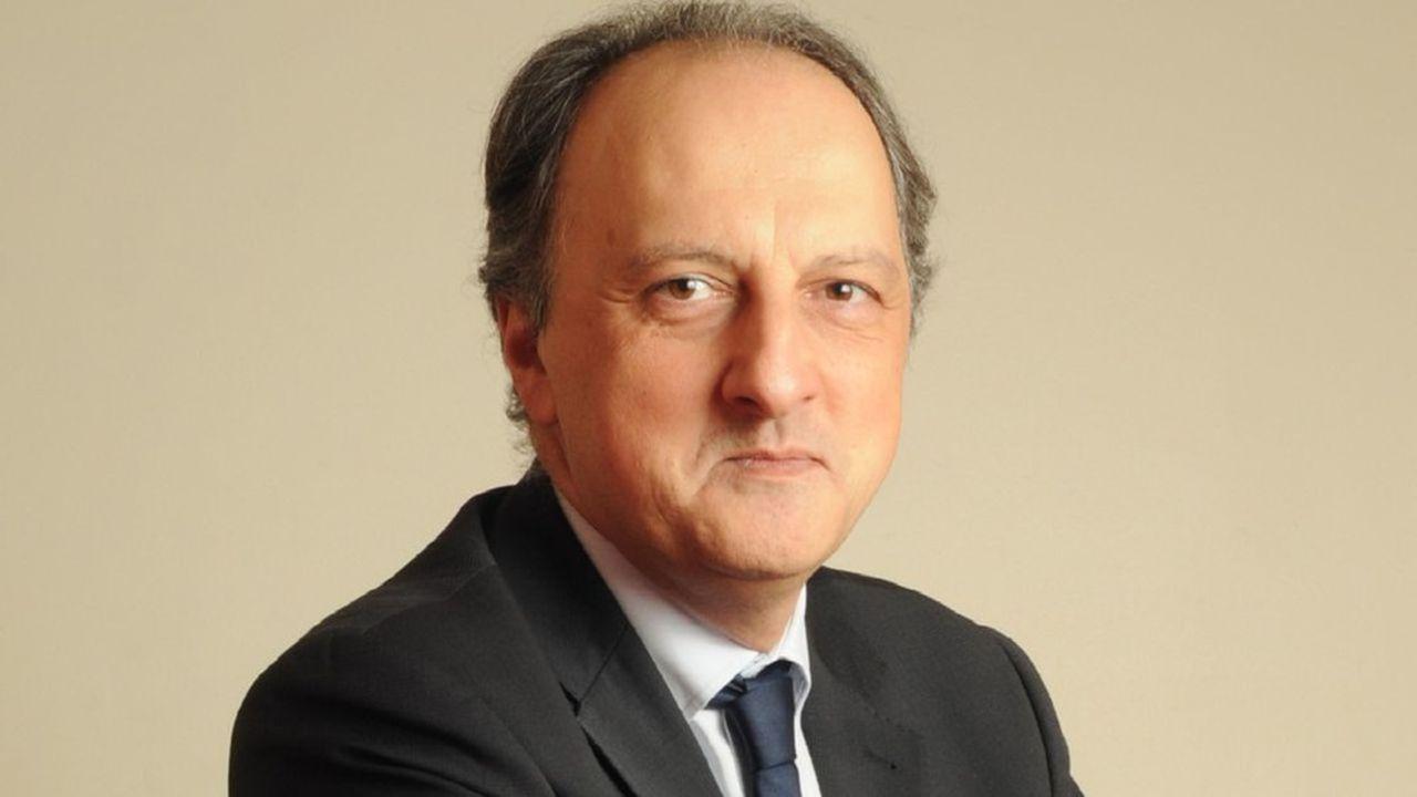 Le président de l'institut Elabe, Bernard Sananès.