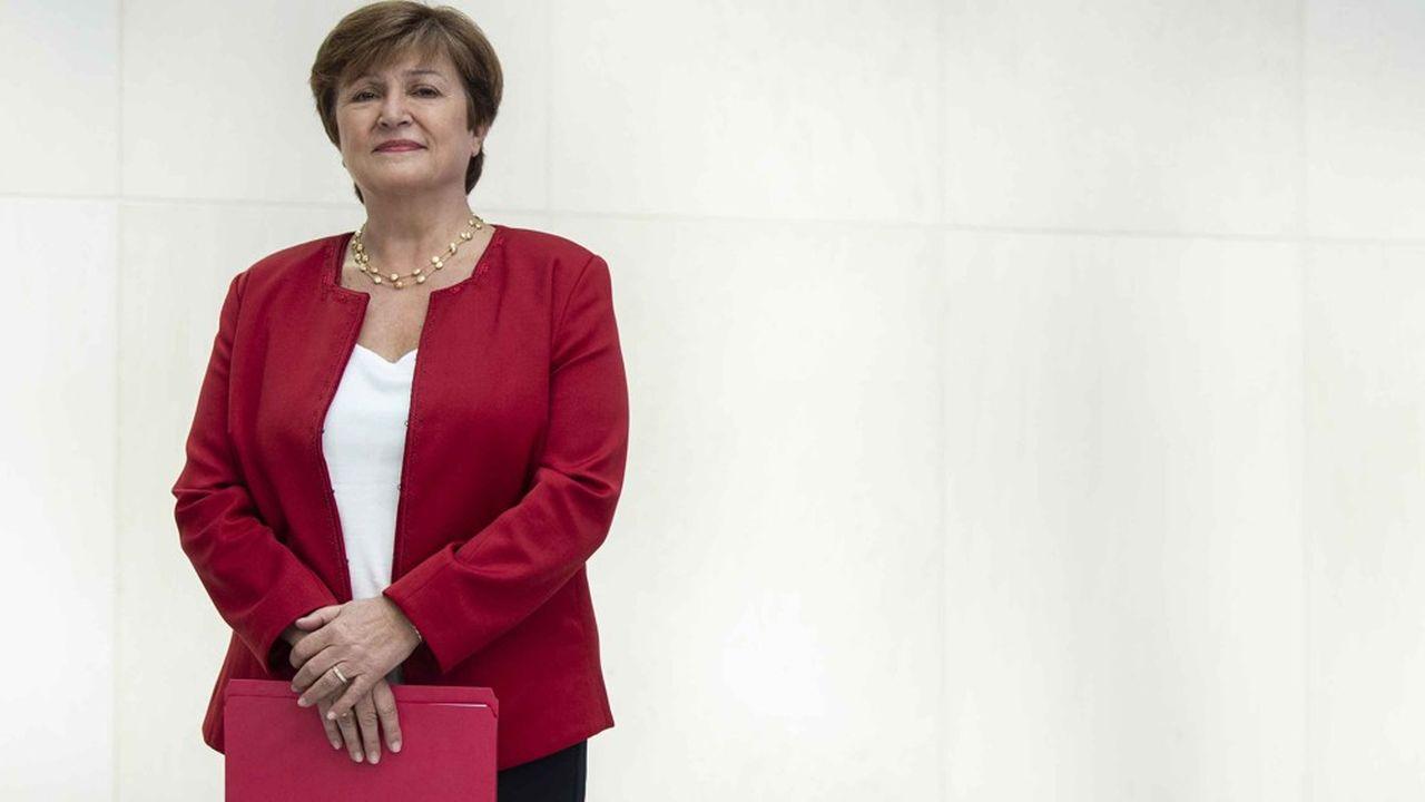 Outre le ralentissement de l'économie mondiale, la crise économique en Argentine risque d'occuper une bonne partie de l'agenda de Kristalina Georgieva