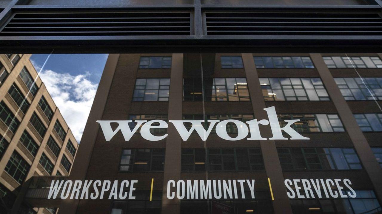 Les deux directeurs par intérimenvisageraient de licencier plusieurs milliers des 12.500 employés de WeWork