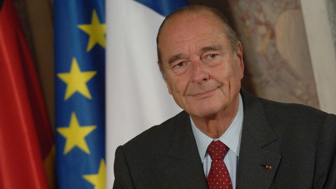 Jacques Chirac est mort ce jeudi, à l'âge de 86 ans