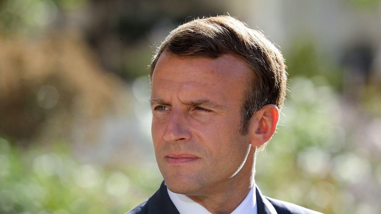 Emmanuel Macron devait s'exprimer sur les retraites ce jeudi soir à 18h30.