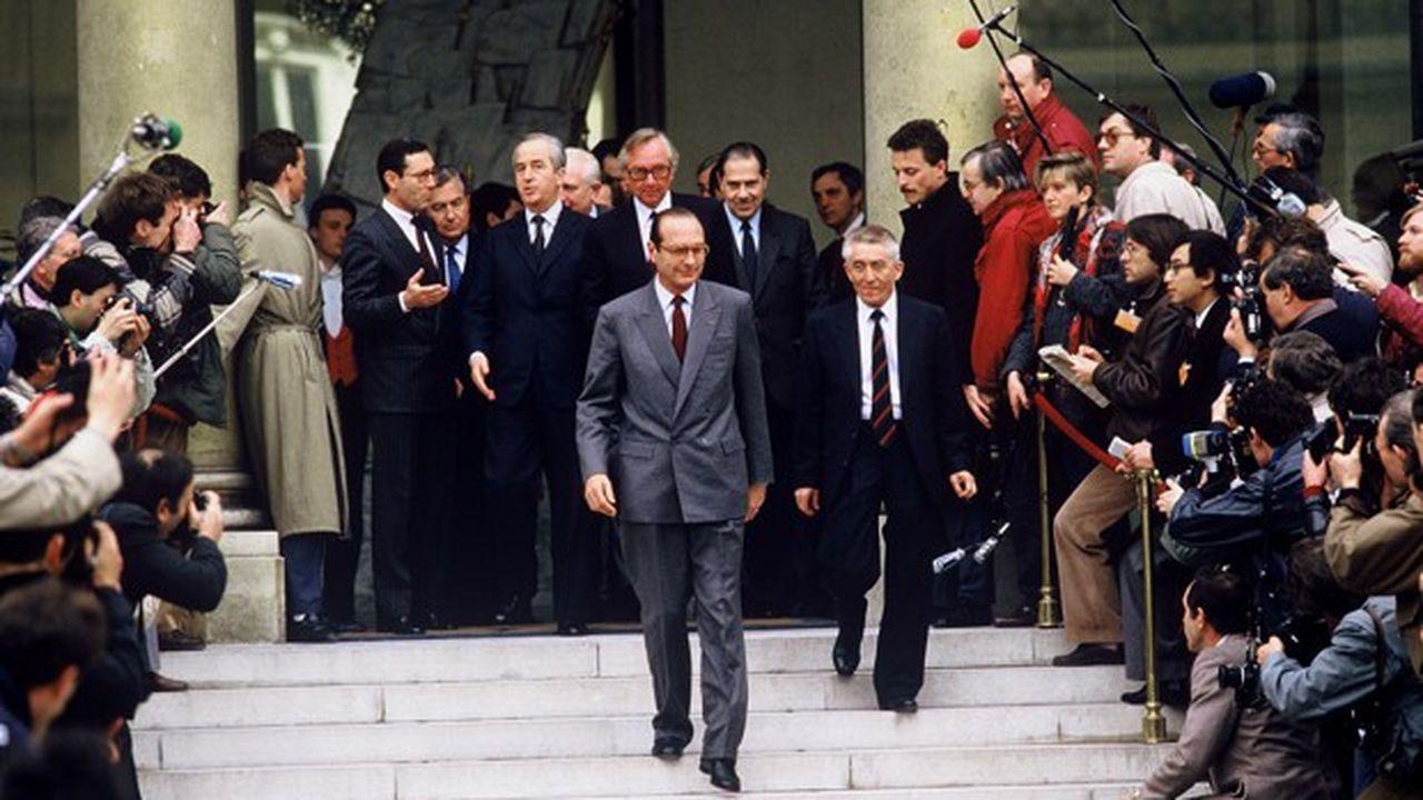 Anciens alliés ou anciens rivaux, soutiens ou détracteurs, tous ont salué la mémoire de l'ancien chef de l'Etat, à commencer par ses successeurs à l'Elysée.