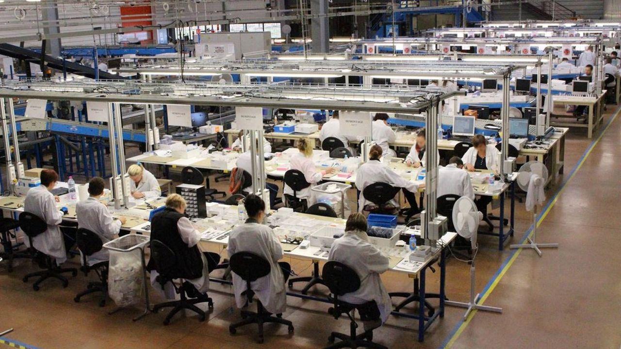 Remade emploie 435 salariés sur ses deux sites de production dans la Manche.