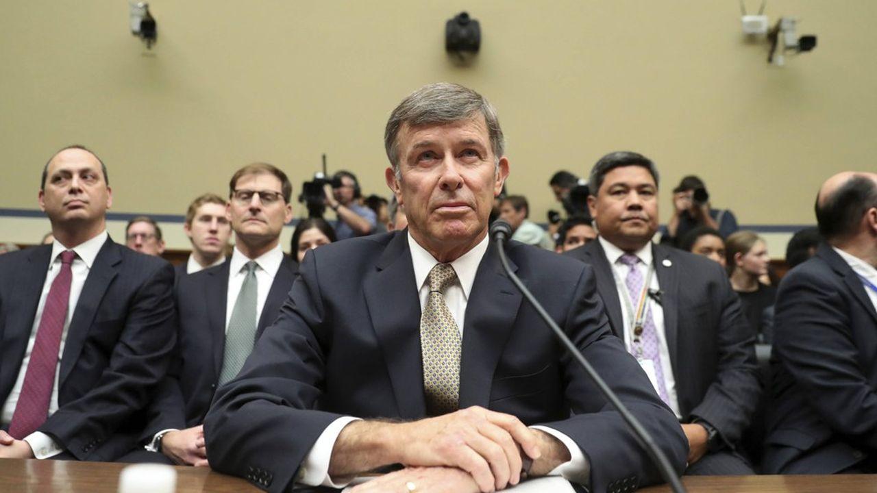 Joseph Maguire, le chef par intérim des services de renseignement américains, a reconnu lors de son audition que la plainte du lanceur d'alerte était«crédible ».