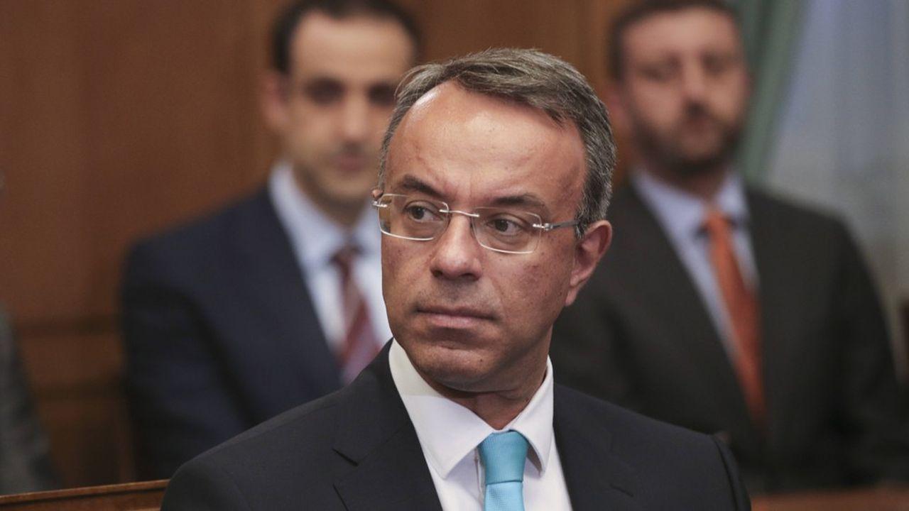 Le ministre des Finances grec, Christos Staikouras, a déclaré récemment qu'un remboursement anticipé au FMI permettra de faire plus de 70millions d'euros d'économies.