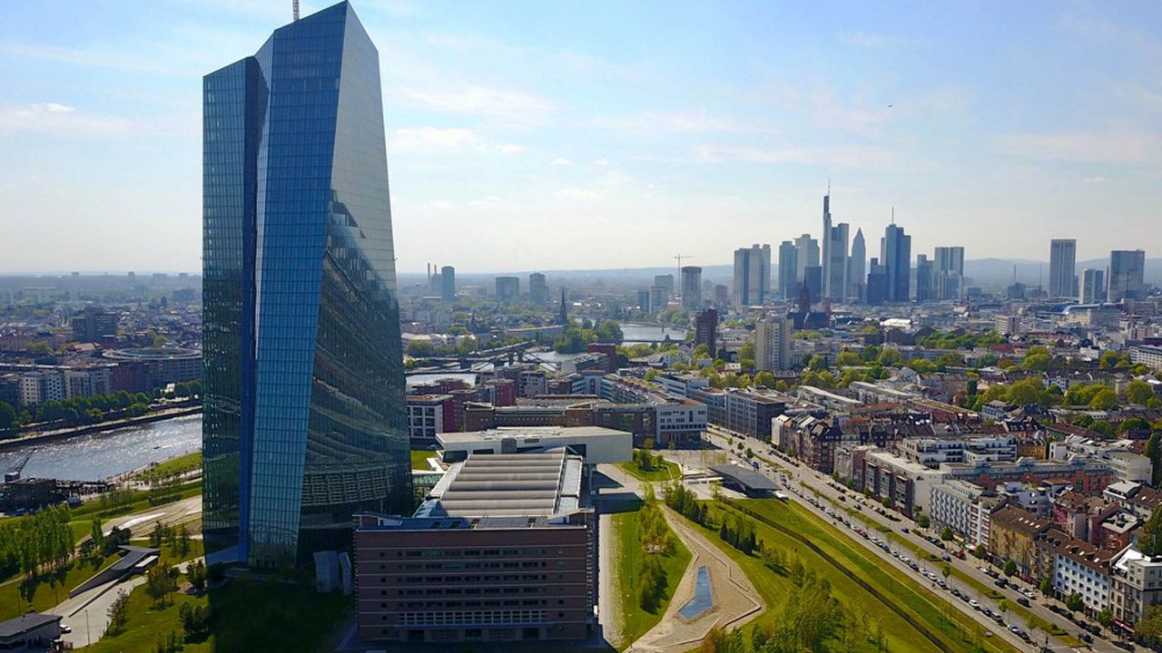 La Banque centrale européenne a acheté divers actifs financiers et principalement d'émetteurs publics pour un total de 2.600 milliards d'euros.
