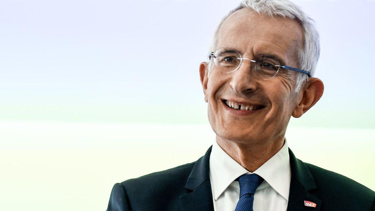 «La SNCF, dès 2021, ne génère plus un euro de dette pour le contribuable français», a affirmé Guillaume Pepy. «C'est ça l'objectif qui a été fixé».