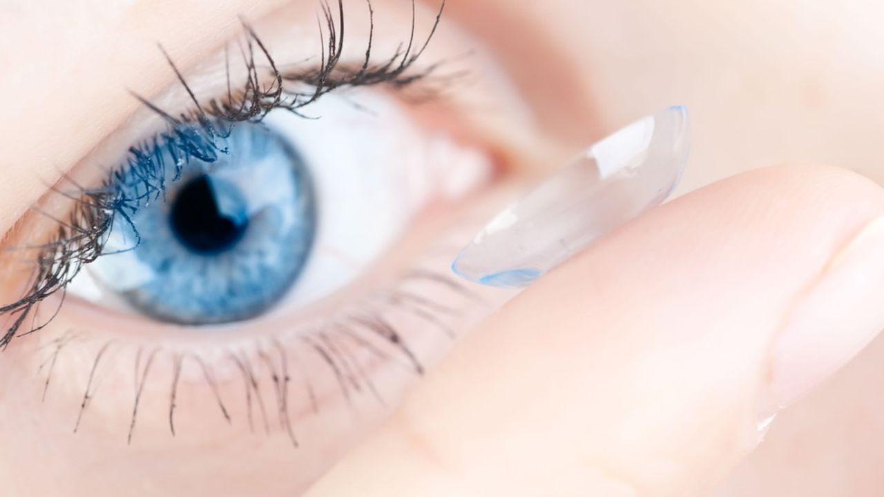 Alcon voudrait ravir à J & J, la place de numéro un sur le marché des lentilles de contact où il n'arrive qu'en seconde position