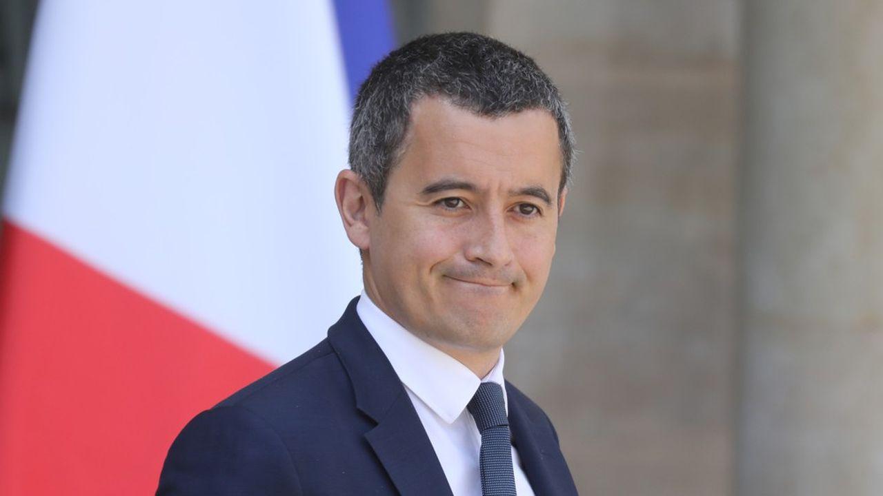 Gérald Darmanin a vu le déficit de l'Etat se gonfler du fait des mesures prises en réponse à la crise des «gilets jaunes».