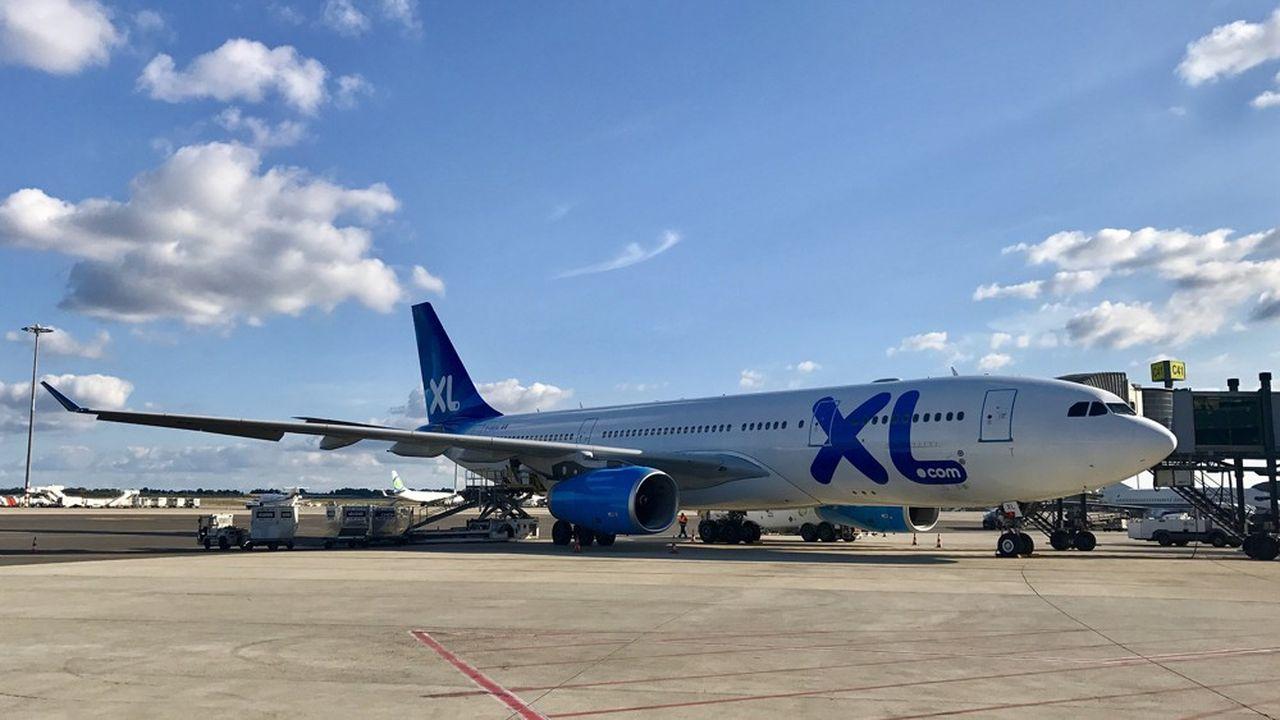 Après Aigle Azur, le patron d'Air France-KLM, Benjamin Smith, rejette l'idée d'une offre de reprise sur XL Airways.