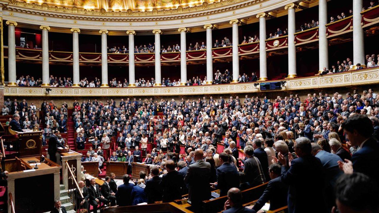Les débats sur l'immigration auront lieu le 7octobre à l'Assemblée, le 9 au Sénat.