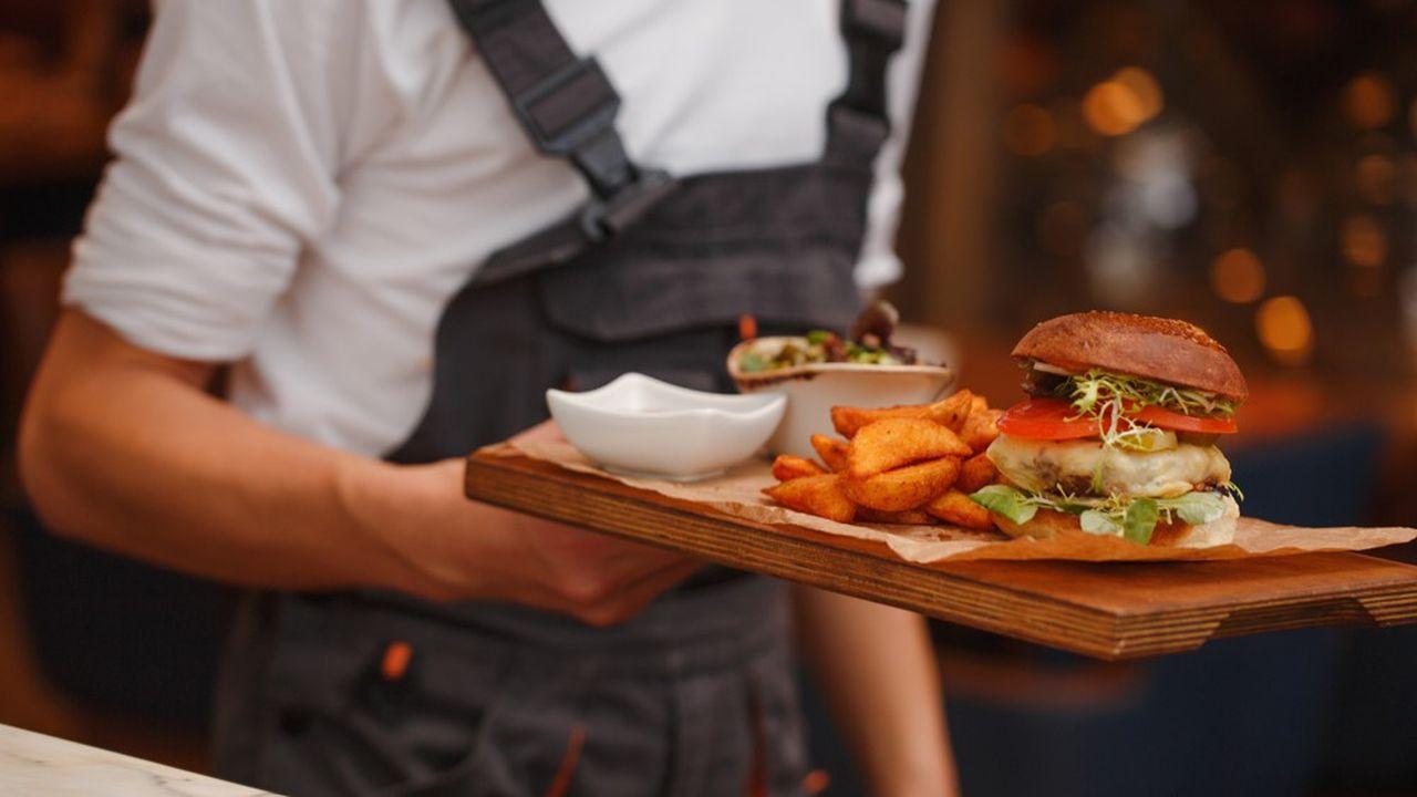 Les burgers bénéficient de la multiplication des points de vente, de l'appétit des Millenials pour ce type de produits, de l'arrivée de nouvelles enseignes et de l'engouement pour la livraison à domicile.