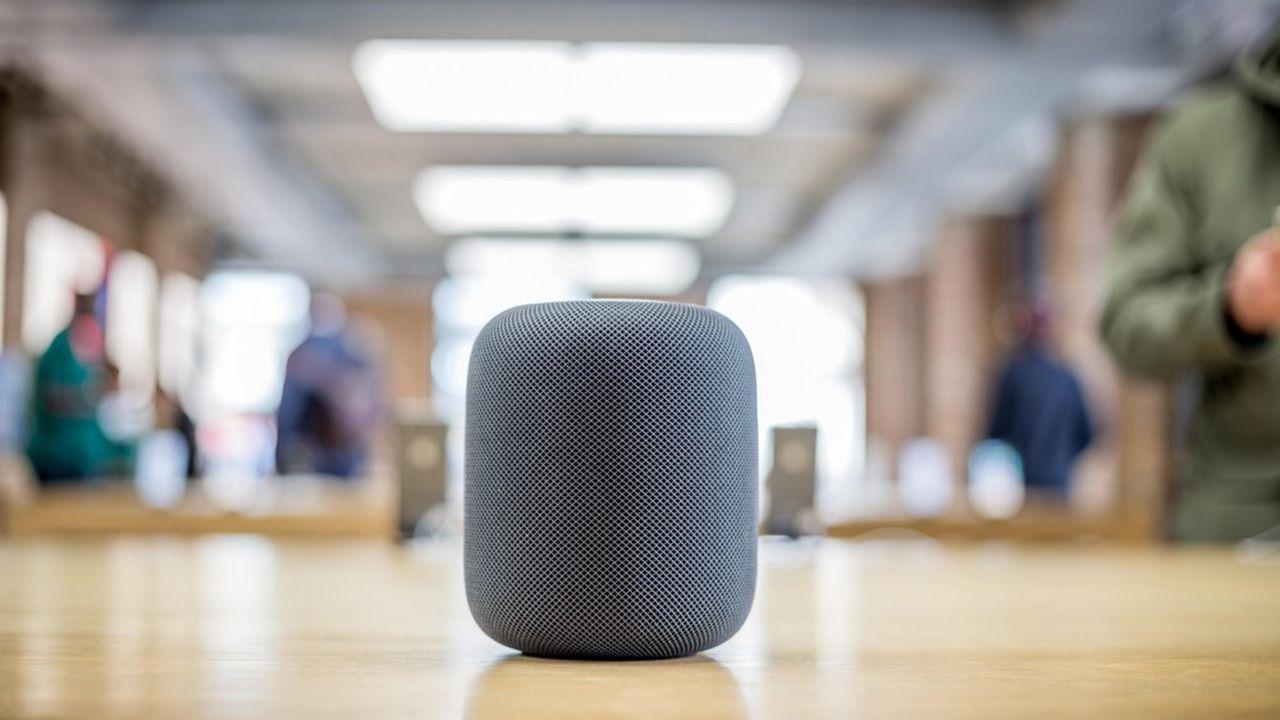 Pour faire son trou sur le marché, Apple n'a eu d'autre choix que de baisser de 15% le prix de son enceinte début avril, à 299dollars contre 349 auparavant.