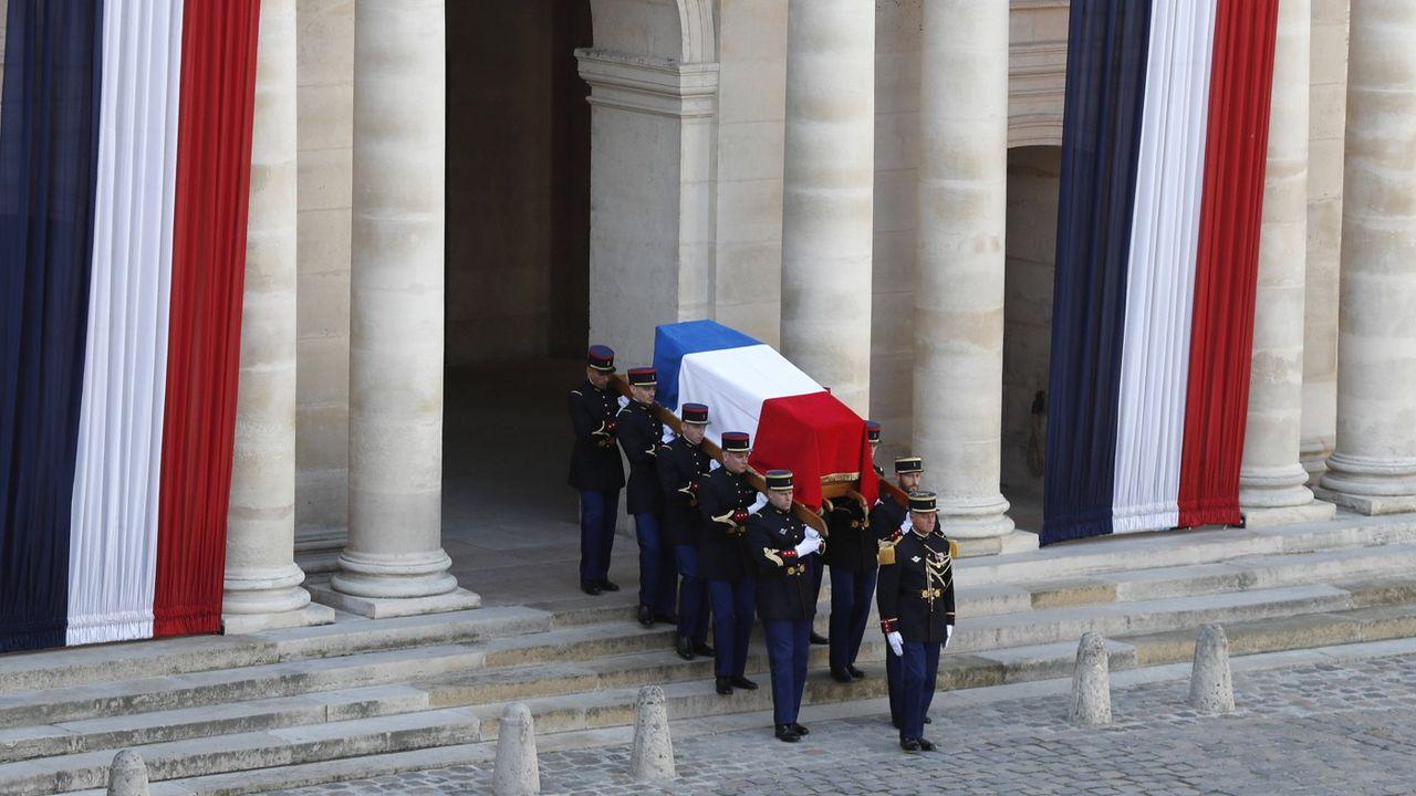 Jacques Chirac : le dernier hommage