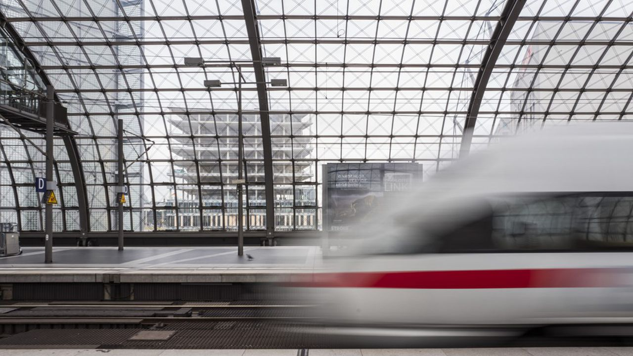 Le Léman Express desservira 45 gares.