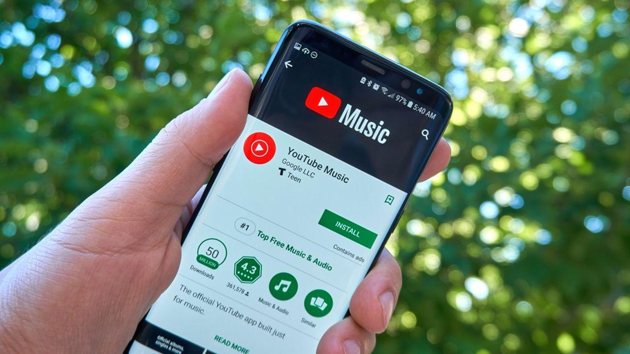 Alors que «YouTube» est la première plateforme d'écoute dans le monde, elle peine à convertir ses utilisateurs en abonnés payants sur sa plateforme de streaming «YouTube Music».