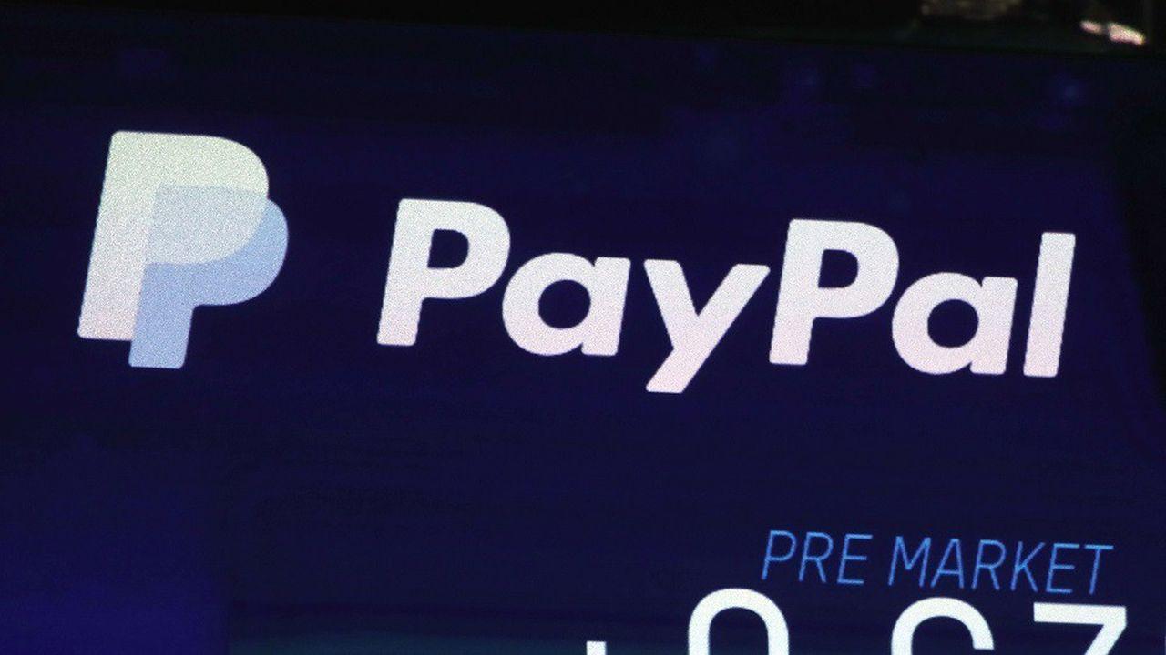 La plate-forme américaine de transfert d'argent numérique PayPal fait son entrée en Chine.