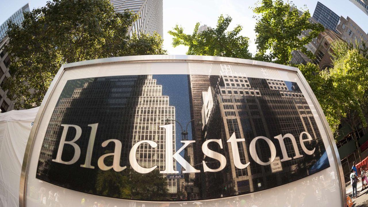 Le siège de Blackstone sur Park Avenue, à New York.