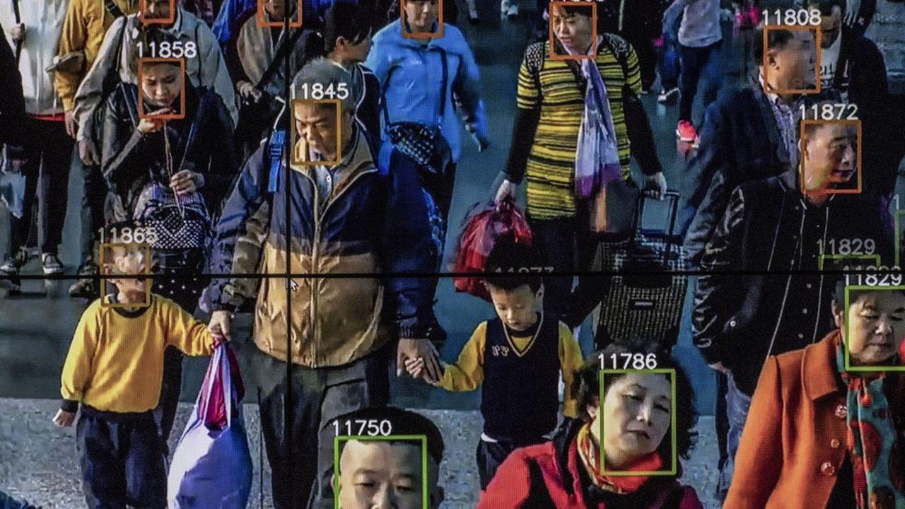 Le système chinois pourra demain être nourri par la vidéosurveillance.