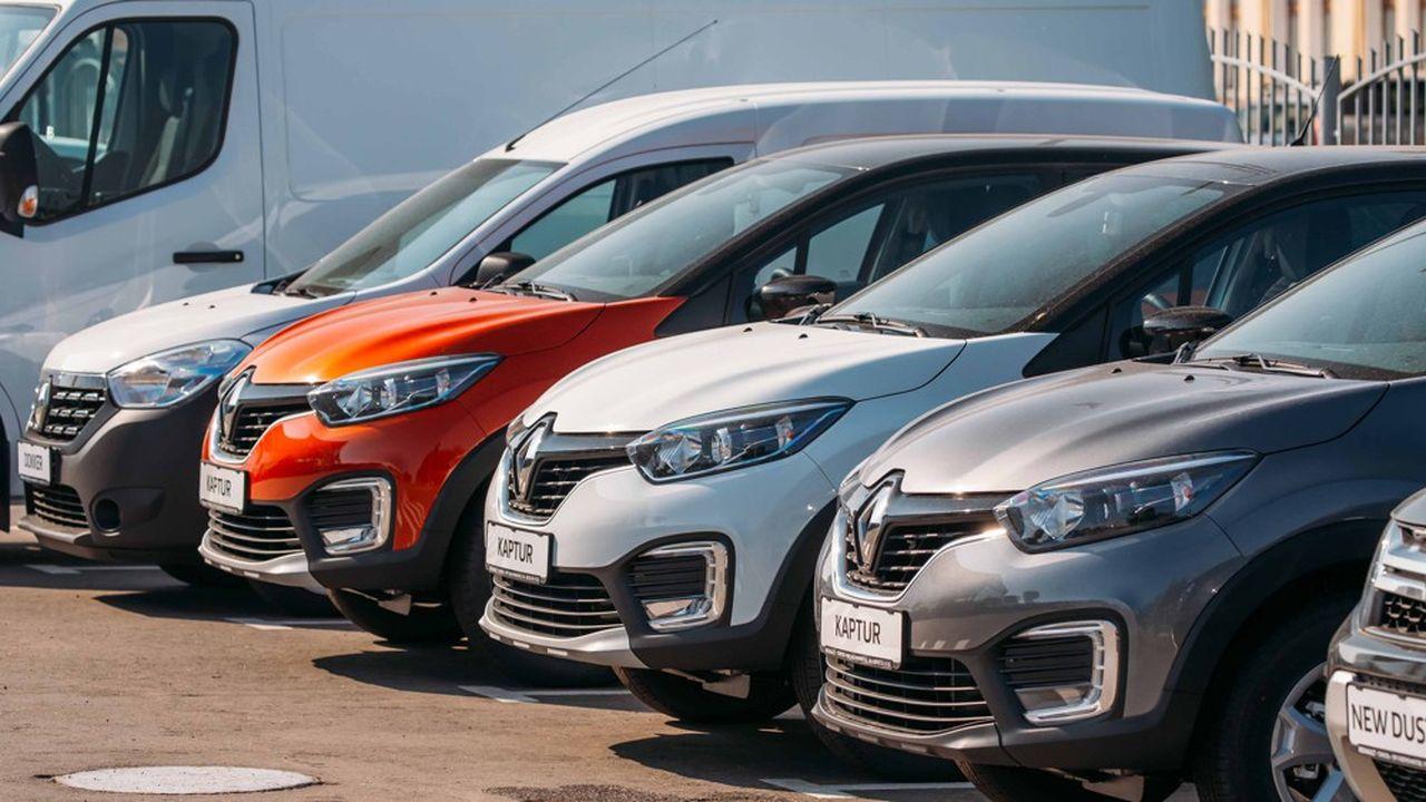 Les immatriculations du groupe Renault se sont envolées de 21,8% en septembre2019