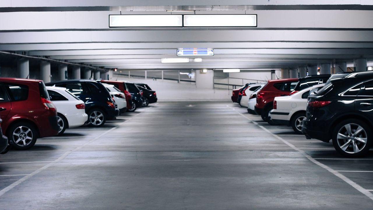 Sept nouveaux parkings partagés connectés sont opérationnels dans le Val-d'Oise depuis cet été.