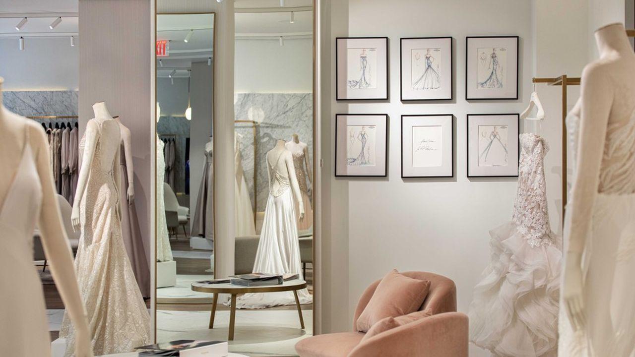 Pronovias, le géant européen des robes de mariée, veut donner un coup de jeune à ses collections.