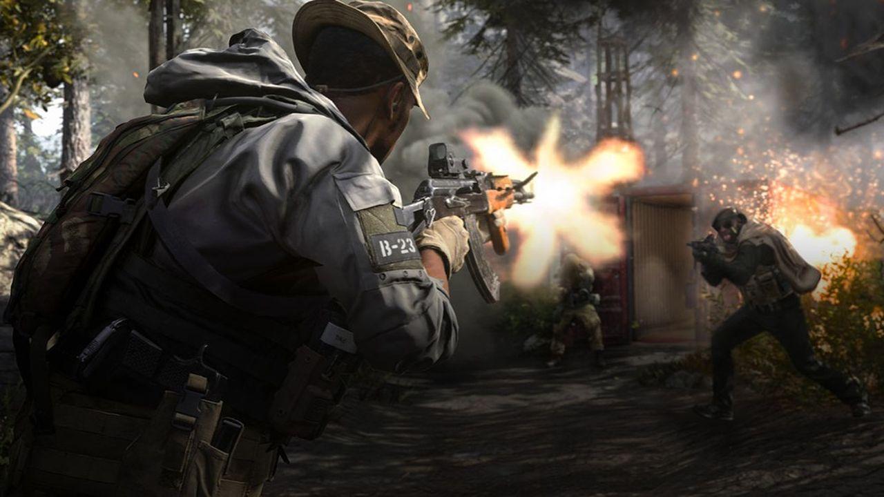 C'est Timi, le studio de Tencent, qui développe «Call of Duty Modern Warfare» sur mobile, en partenariat avec l'éditeur Activision Blizzard.