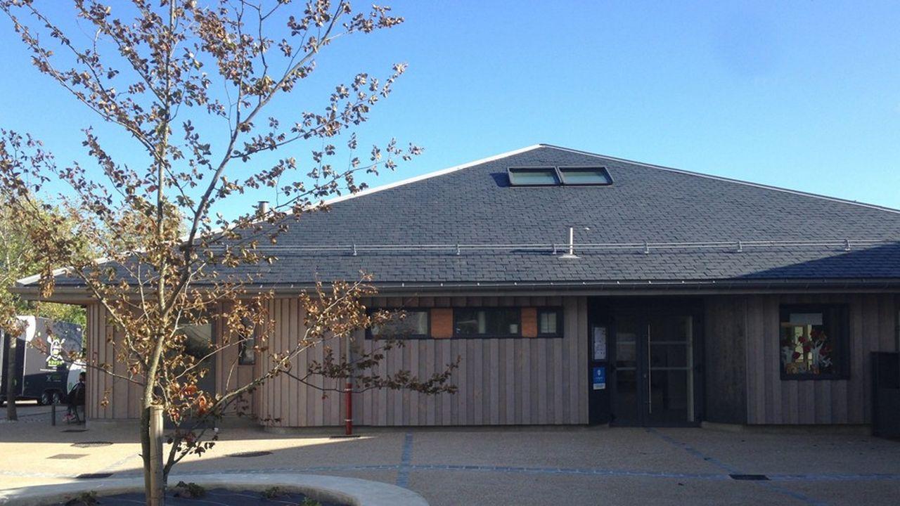 La rénovation de la maison polyvalente de Vovray-en-Bornes a bénéficié de l'expertise du syndicat des énergies et de l'aménagement numérique de la Haute-Savoie.
