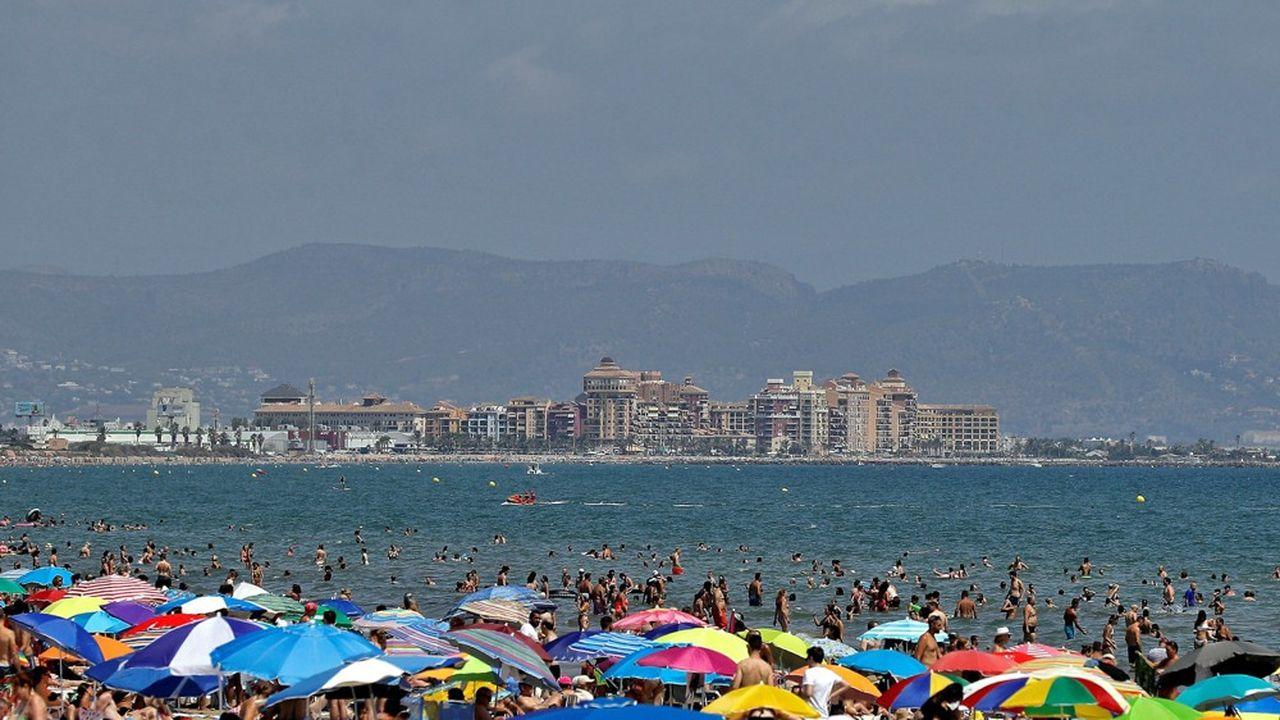Le tourisme a représenté 14,6% du PIB espagnol en 2018 .