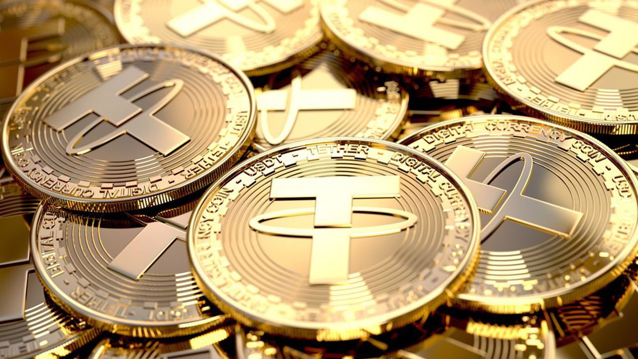 Cryptomonnaies : le bitcoin devancé par le tether