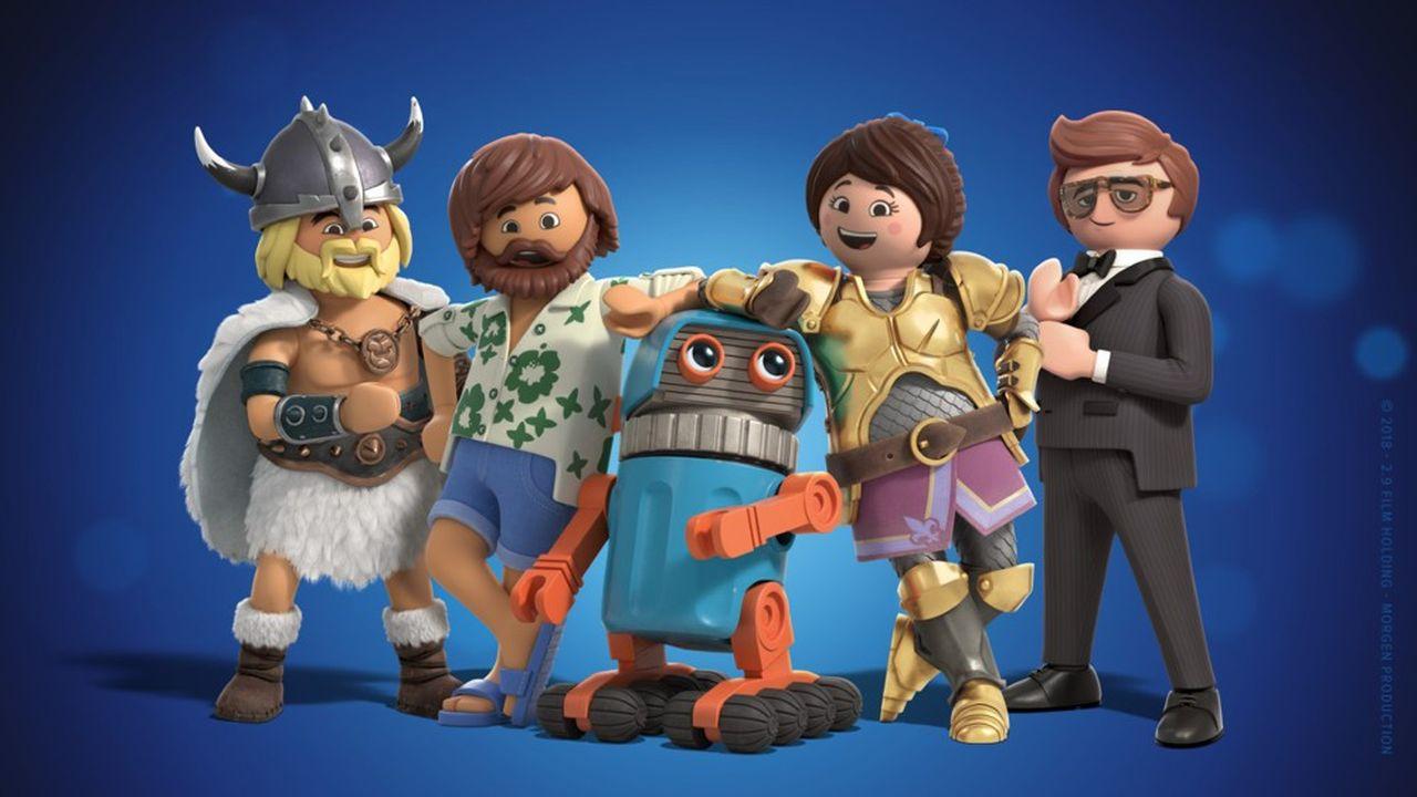 Le film «Playmobil» n'a pas été le succès escompté.