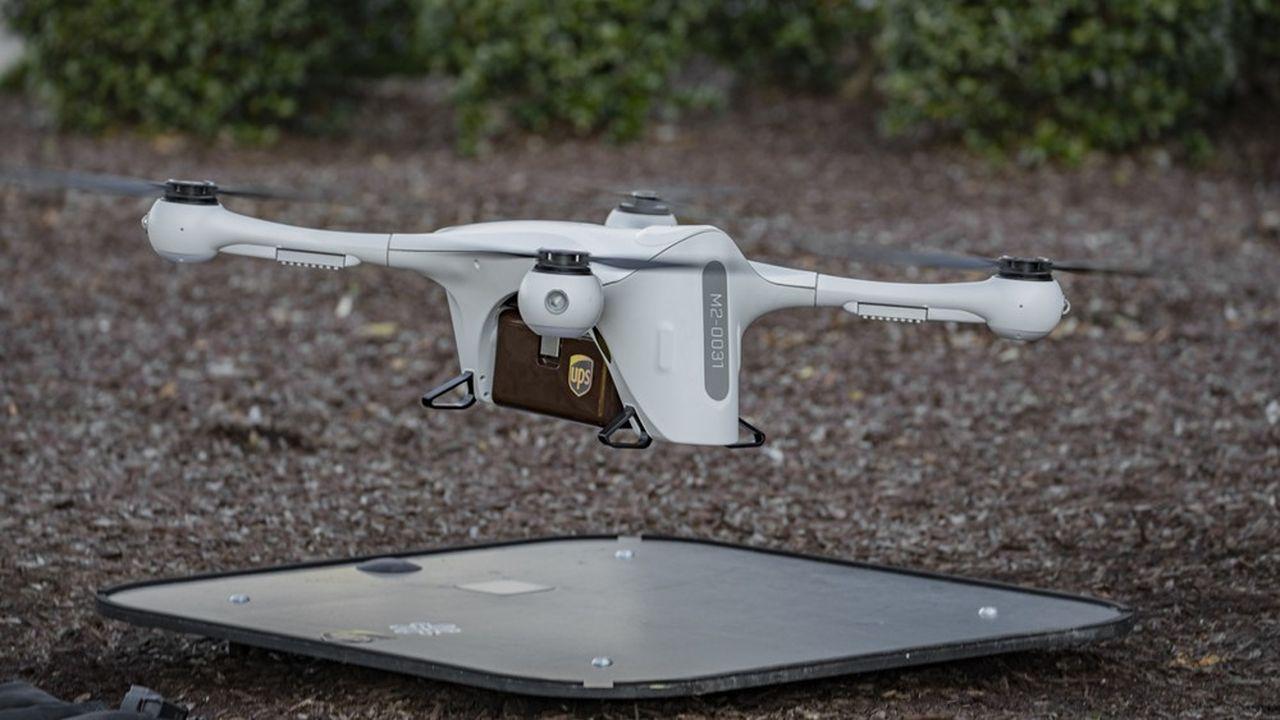 Cette licence permet à ses drones de voler de nuit, sur des distances allant au-delà de la vue et de porter des charges supérieures à 25 kilos
