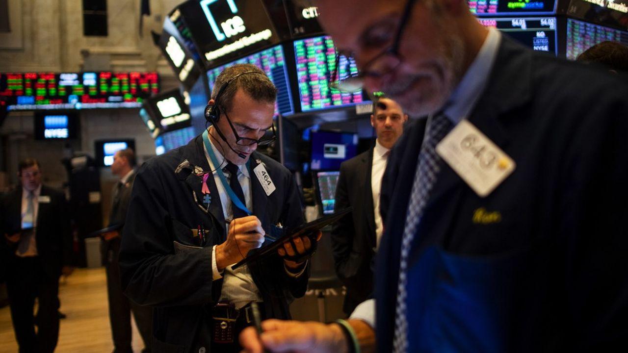 En trois trimestres, l'indice S&P 500 a progressé de 18 %, son meilleur début d'année depuis 1997.