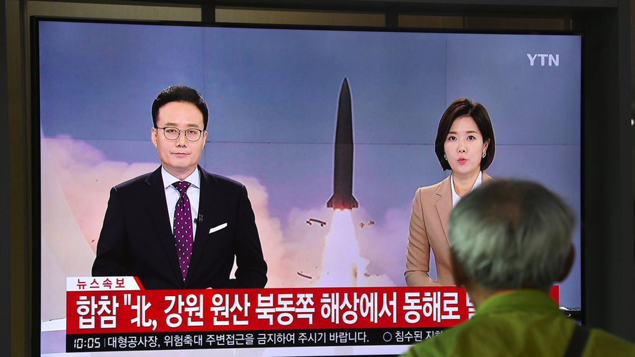 Séoul et Tokyo ont immédiatement condamné cette énième provocation de la dictature de Kim Jong-un