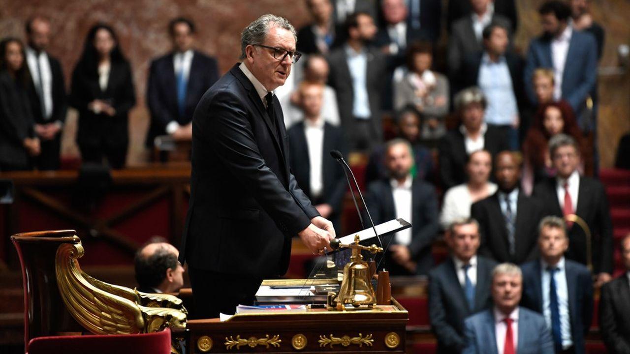 Au printemps dernier, le président de l'Assemblée nationale, Richard Ferrand, a souhaité réformer l'institution pour en accélérer le fonctionnement. Et ce malgré le report de la réforme des institutions.