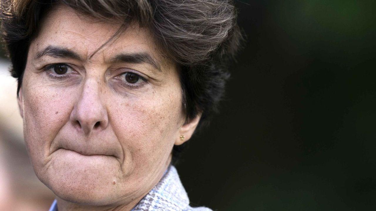 Sylvie Goulard sur la sellette — Commission