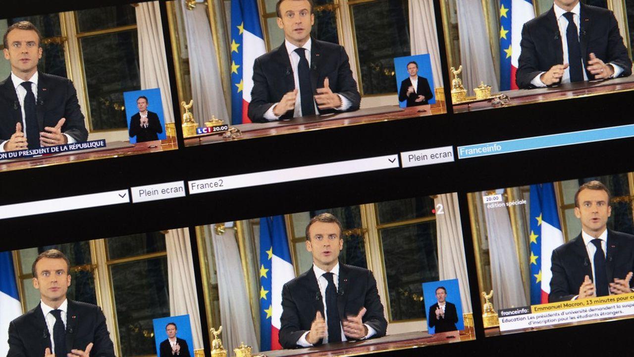 Le 10décembre 2018, Emmanuel Macron a annoncé une revalorisation exceptionnelle de 90euros de la prime d'activité au niveau du SMIC, dès janvier2019.