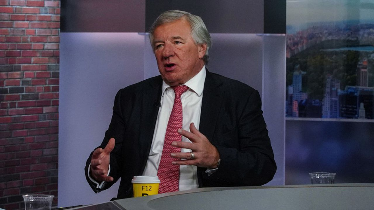 Martin Gilbert, le cofondateur d'Aberdeen Asset Management en 1983, va quitter Standard Life Aberdeen l'année prochaine.