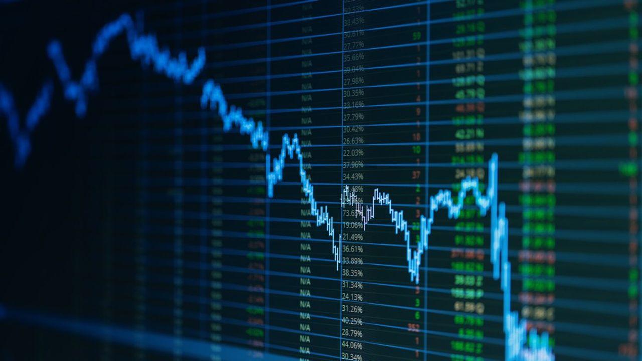 Alors que les neuf premiers mois de l'année ont été marqués par les très bonnes performances des marchés actions, les plus grandes bourses mondiales s'enfonçaient dans le rouge mercredi.