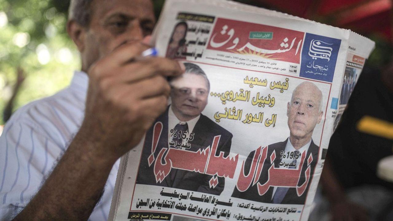 Les deux candidats en lice au deuxième tour de la présidentielle en Tunisie ne peuvent faire campagne de façon équitable, l'un des deux étant détention. Une raison pour conduire à l'annulation du processus.