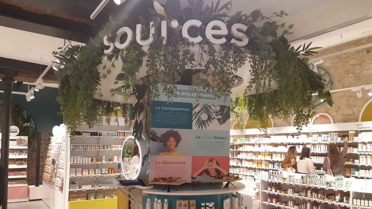 75 ingrédients sujets à débat ont été supprimés dans l'offre de Sources, le nouveau concept du groupe Carrefour.