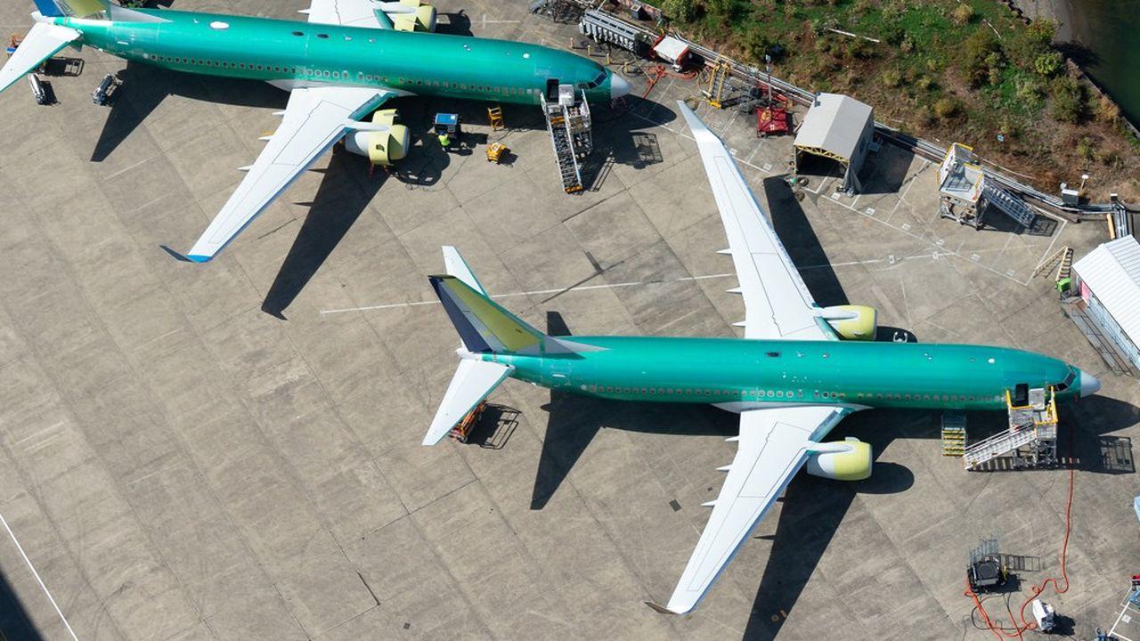 Boeing précise que les fissures sont situées sur le «pickle fork», la partie de l'avion permettant de lier les ailes au fuselage et de gérer les contraintes et les forces aérodynamiques.