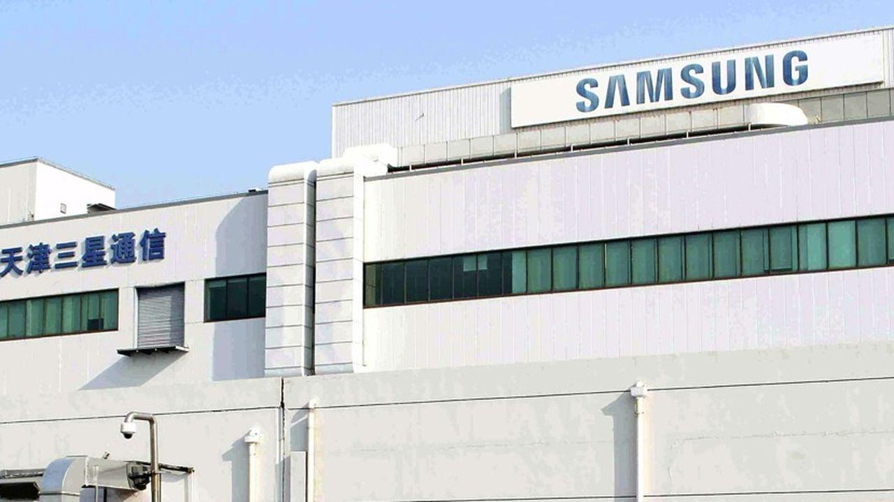 Les smartphones Samsung ne seront plus