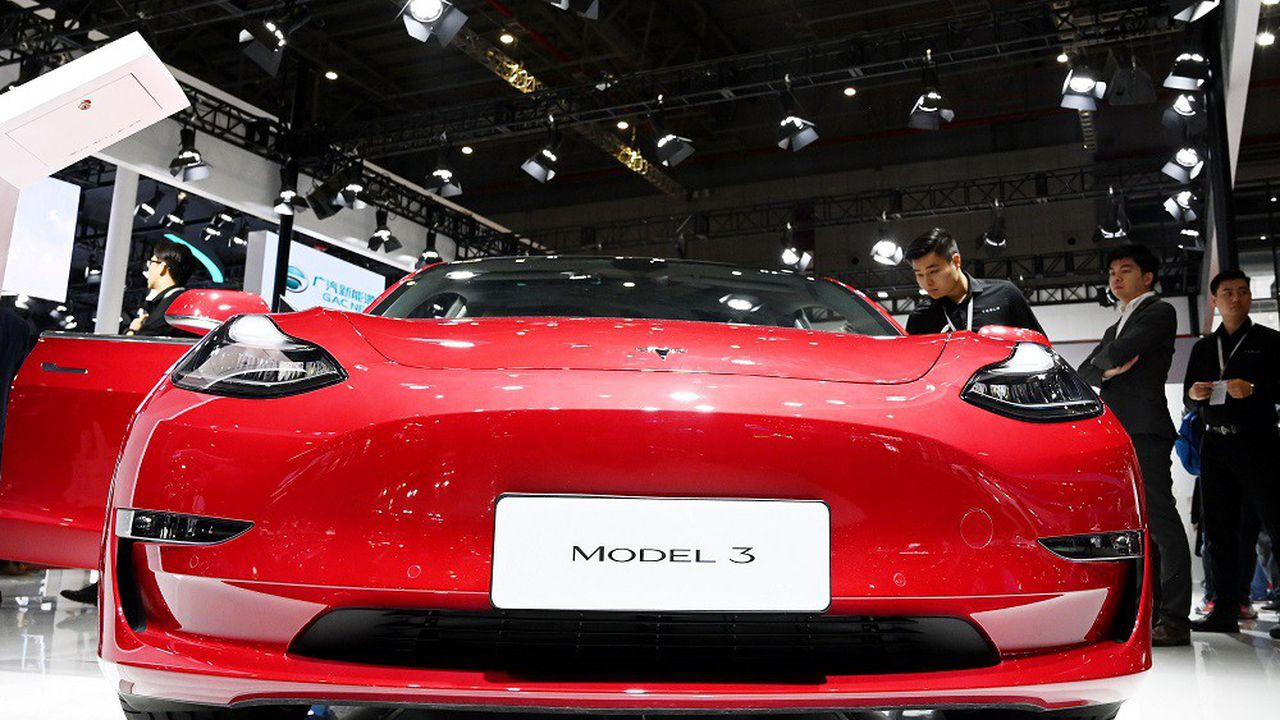 La Tesla Model 3 devient la voiture la plus vendue aux Pays-Bas