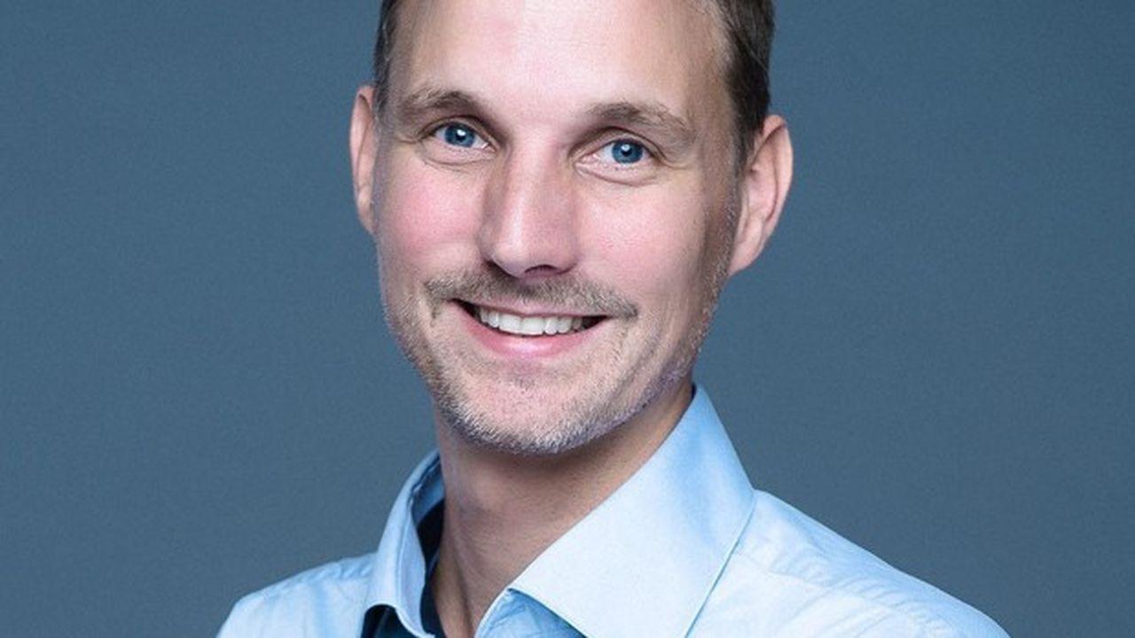 Sylvain Chevet, cofondateur et PDG de Cocoon Space.