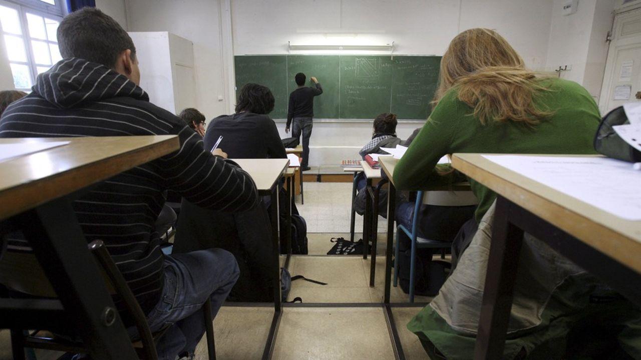 Malgré la diversification des voies d'accès aux grandes écoles, les classes préparatoires restent «la colonne vertébrale» du programme grande école (niveau bac+5), selon Anne-Lucie Wack, la présidente de la Conférence des grandes écoles.