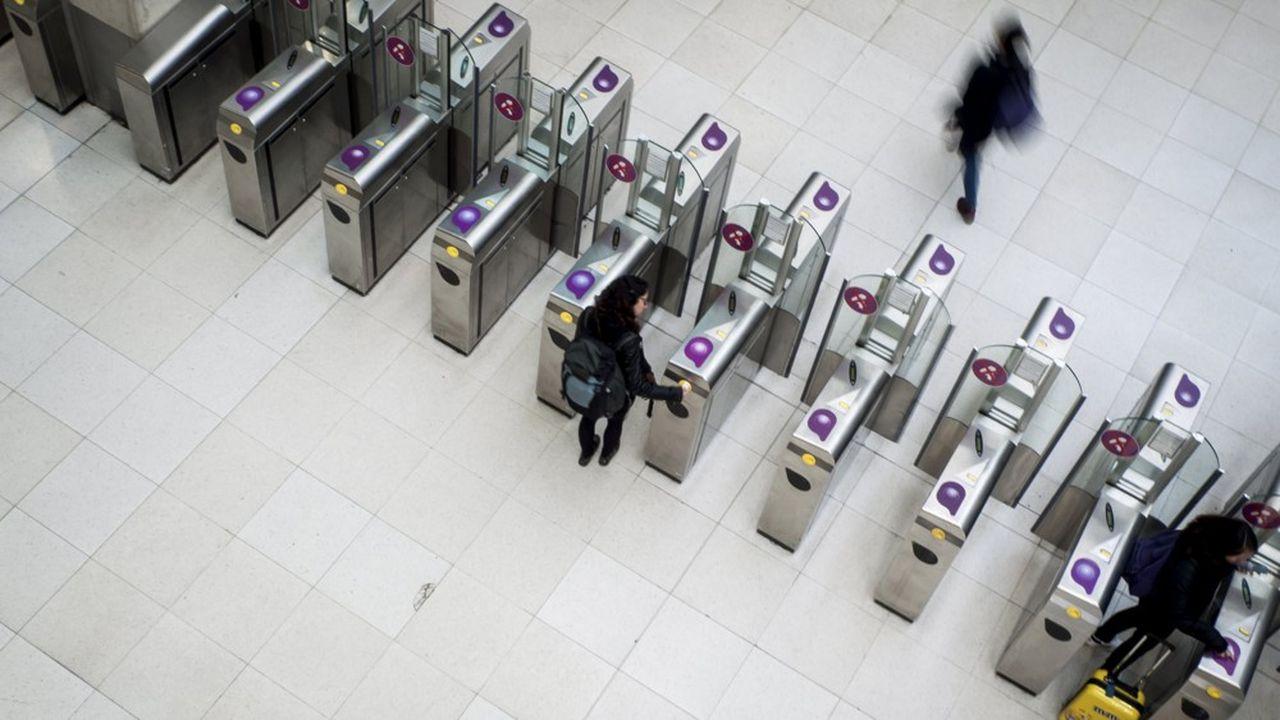 L'autorité organisatrice des transports en région parisienne mise beaucoup sur le paiement par smartphone.