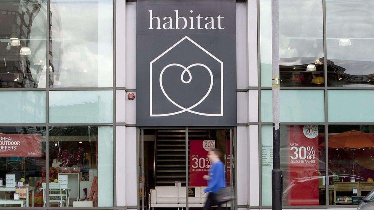 Ameublement : Habitat mis en vente par sa maison mère