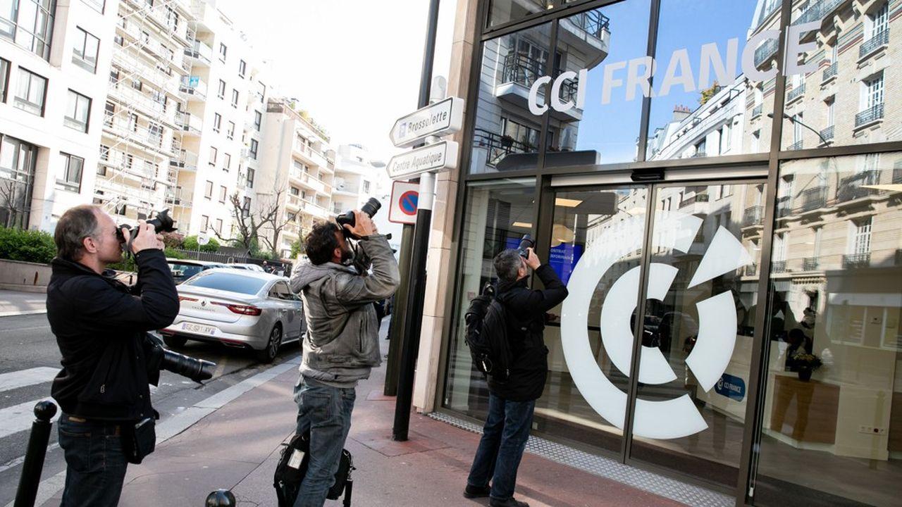 Le 15avril dernier, le ministre de l'Economie et des Finances était au siège de CCI France pour lancer une nouvelle réforme des chambres de commerce.