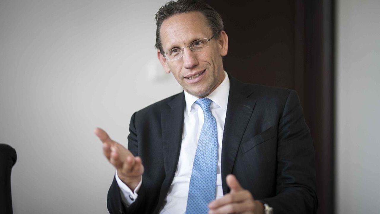 «Je pense que l'Allemagne est mal comprise quand les gens disent que nous disons toujours «non»», assure Jörg Kukies, secrétaire d'Etat allemand aux Finances.
